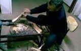 Odun Yarma Makinası