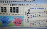 Kraut Und Rüben Alman Çocuk Şarkısı Piyano Blok Flüt Melodika Çalınışı ( Aykut Öğretmen )