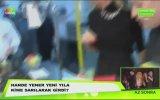 """Petek Dinçöz Azerbaycan""""ı Salladı !"""