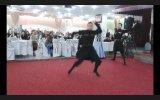 Kars Azeri Düğününde Kafkas Dans Gösterisi