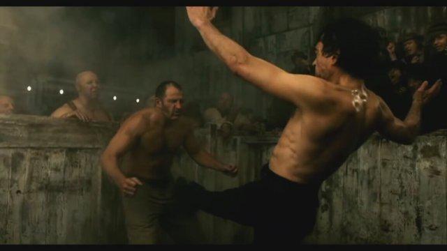 Sherlock Holmes Dövüş Sahnesi