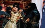 """Muhteşem Yüzyıl 123. Bölüm Şehzade Mustafa""""nın Öldürülme Sahnesi"""