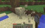 Türkçe Minecraft Bildiğimiz Survival - Bölüm 4 ( Tarla Yapıyorum )
