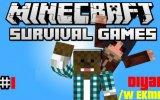 MineCraft Survival Bölüm 1 - Tam 1 Saatlik Özel Bölüm