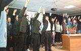 Mersin Ülkü Ocakları Hocalı Katliamını Unutmadı