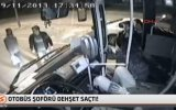 Sivas'ta çılgına dönen şoför dehşet saçtı!