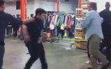 Polisten Muhteşem Sokak Dansı!