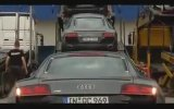 """Audi R8""""ler İstanbul""""da !"""