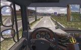 Euro Truck Simulator 2 - Bölüm 2 - Bayıra Karşı Yatır Beni