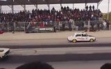 Fiat 131 1 8T VW ( engine ) vs Tofaş Serçe Turbo - Part 1 [ Konya Drag 2013 ] [ KmC ]