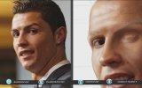 """Cristiano Ronaldo""""yu Gerçeğinden Daha Gerçekçi Cizmek"""