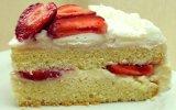 Çilekli Yaş Pasta Nasıl Yapılır | Yaş Pasta Tarifi