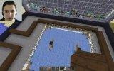 Minecraft : Hızlı Yapı Kapışmaları - Bölüm 29 - LeafLook vs Furkan - Ring !