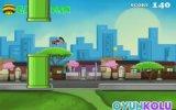 Flappy Mr Bean Oyunu Oynama Videosu