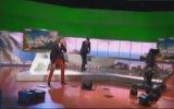 Stüdyoda Top Oynamak Tehlikelidir!