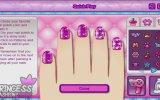 Winx Club Oyunları - Nail Shop