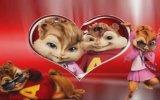 Demet Akalın - Evli,Mutlu,Çocuklu - Alvin ve Sincaplar