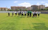 Akhisar Belediyespor'un Yeni Sezon Hazırlıkları - Erzurum