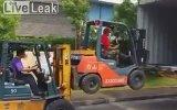 Voltranı Oluşturan Forkliftler
