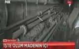 Soma Madeninden Şok Görüntüler Ortaya Çıktı