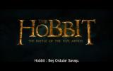The Hobbit : Beş Ordular Savaşı ( Türkçe Altyazılı İlk Fragman )