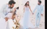 Beren Saat ve Kenan Doğulu Düğününden Kareler 2014