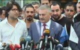 Sanatçı Murat Göğebakan'ın vefatı -  İzmir Milletvekili Binali Yıldırım - İSTANBUL