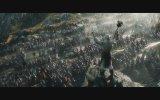 Hobbit : Beş Ordunun Savaşı Filminin Türkçe Altyazılı Teaser Fragmanı