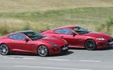 Jaguar XK Dynamic R ve F - type R Coupe Sürüş Testi