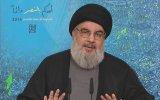Hizbullah Genel Sekreteri Nasrallah konuşması - LÜBNAN