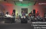 Bu Hafta Akustikhane'nin Konuğu Bahadır Tatlıöz
