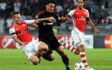 Beşiktaş 0-0 Arsenal (Maç Özeti)
