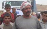 Şırnak Valiliği, Yezidilerin kaldığı Zaho kampına her gün bir tır dolusu yardım gönderiyor