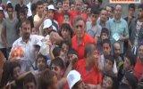 Türk Futbolunun Ünlü İsimleri, Gençlerle Halı Sahada Maç Yaptı -