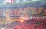 Galatasaray 2-1 Fenerbahçe Muhteşem Koreografi! 16.12.2012