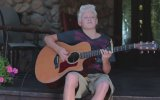 Kenny Chesney - American Kids acoustic cover by Carson Lueders view on izlesene.com tube online.