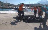 Kemer'de denizde erkek cesedi bulundu - ANTALYA