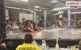 Kadın Dövüşçü Christine Stanley, Rakibini 5 Saniyede Nakavt Etti