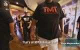 Floyd Mayweather 50cent Hakkında Atıp Tutmaları