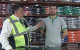 Personel Lacoste T - shirt Yazlık İş Elbisesi Hakim Yaka