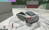 Oyunkolu Admini 3D AUDİ TT Drift Oynuyor