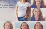 Serenay Sarıkaya Mavi Jeans Reklamı