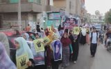 Mısır'da darbe karşıtı gösteriler - GİZA
