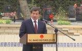 Başbakan Davutoğlu, Azerbaycan'da