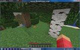 Minecraft Modlarla Survival 1 Bölüm Sıkıcı Bölüm ( odun Toplama )