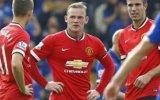 Wayne Rooney Çılgına Döndü