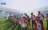 Feyenord - Ajax Maç Önü Görüntülerini FİFA İntrosu Gibi Hazırlamak