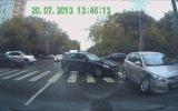 Araba Kazaları Derlemesi Ocak 2014