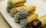 Çikolatalı Tırtıl Kurabiye Tarifi - Ağızda Dağılan Kolay Kurabiye