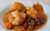 Kıymalı Karnabahar Yemeği Tarifi - Ev Yemeği Tarifleri